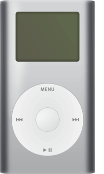 iPod Mini 1st Gen Parts