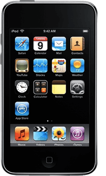 iPod Touch 2nd Gen Parts
